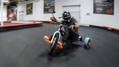 K1 Speed Bucky Drift Trike