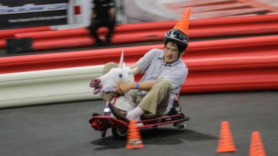 K1 Speed Crazy Cart